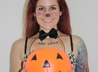 Naughty Kitty Halloween sex video