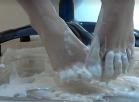 Alfredo Covered Feet in HD