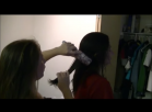 hair brushing for all HD