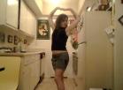 Original Kitchen Striptease to Original Music