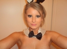 Playboy Bunny Strip Video