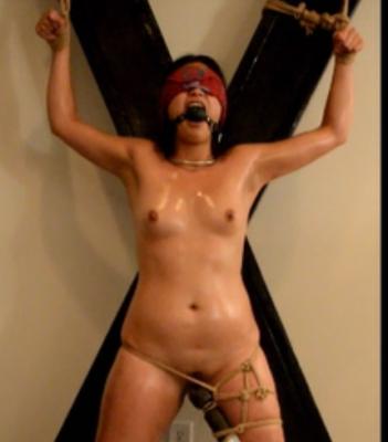 Bikini contest strip video